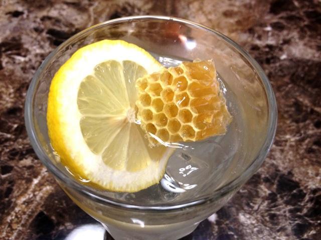 コムハニー・蜂蜜レモン
